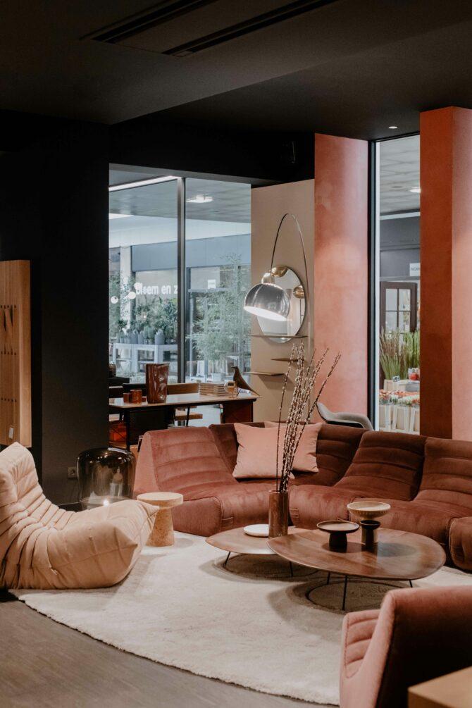 RR Apart Knokke - Italian and Scandinavian interior design